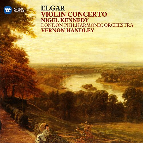 Elgar: Violin Concerto by Vernon Handley