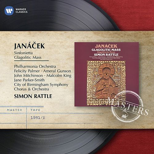 Play & Download Janacek: Glagolitic Mass; Sinfonietta by Various Artists | Napster