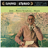 Rachmaninoff: Concerto for Piano and Orchestra No. 3 in D minor op. 30 by Byron Janis