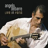 Play & Download Angelo Debarre: Live in Paris (Live) by Angelo Debarre | Napster