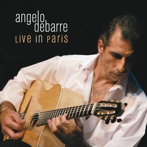 Angelo Debarre: Live in Paris (Live) by Angelo Debarre