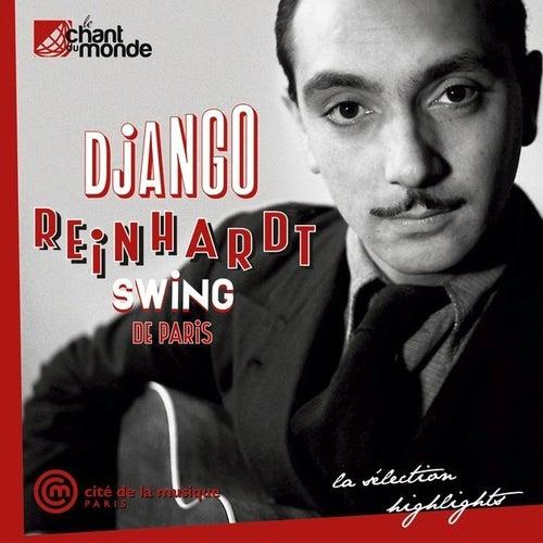 Compilation Officielle de l'Exposition 'Swing de Paris' by Django Reinhardt