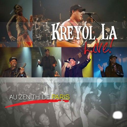 Play & Download Kreyol La Live Zénith de Paris (Live) by Kreyol La | Napster