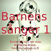 Barnens sånger 1 by Various Artists