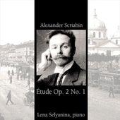 A. Scriabin - Etude Op. 2 No. 1 by Lena Selyanina