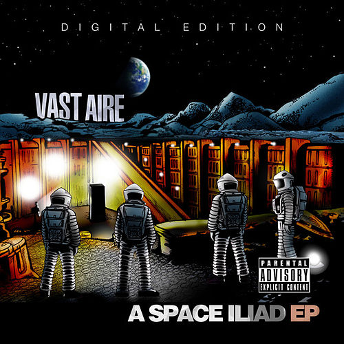 Play & Download A Space Iliad by Vast Aire | Napster