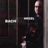 Play & Download Bach: Bachsolo (Lautenwerke und Transkriptionen für Gitarre) by Martin Hegel | Napster