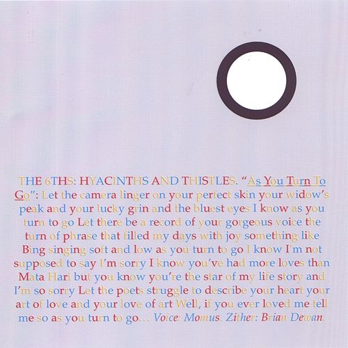 Play & Download Hyacinths and Thistles by The 6ths | Napster