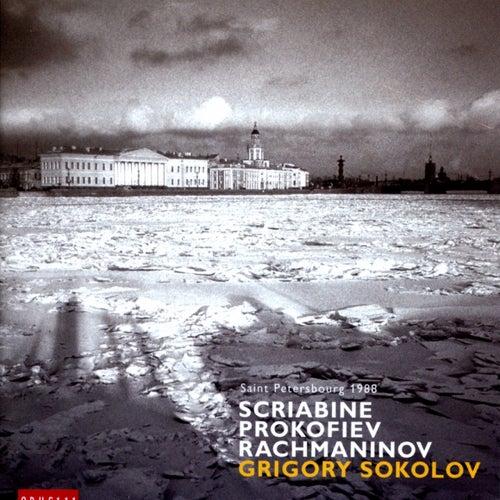 Scriabine, Prokofiev, Rachmaninov by Grigory Sokolov