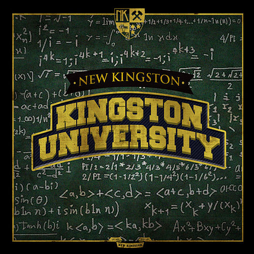 Play & Download Kingston University by New Kingston | Napster