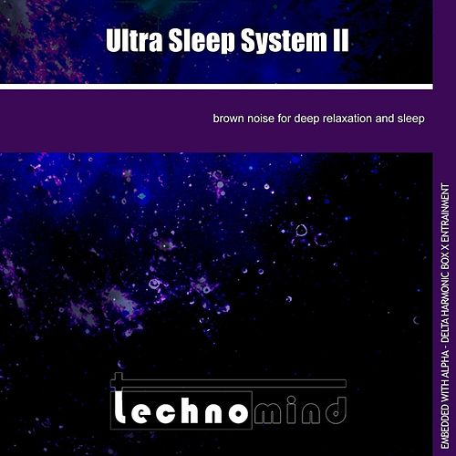 Ultra Sleep System II by Techno Mind
