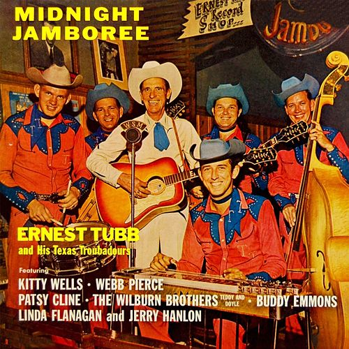 Play & Download Midnight Jamboree by Ernest Tubb & His Texas Troubadours | Napster