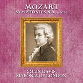 Mozart Symphony No 29 & 39 by Sinfonia Of London