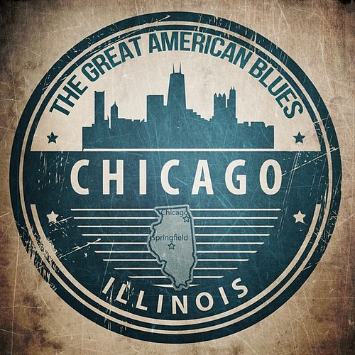 The Greatest American Blues - Chicago, Illinois by Various Artists