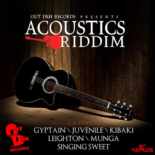Acoustics Riddim by Various Artists