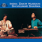 Shivkumar Sharma & Zakir Hussian: Classical Indian Music by Pandit Shivkumar Sharma