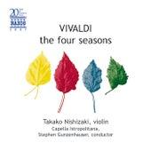 Vivaldi, A.: The 4 Seasons / Concerto Alla Rustica by Takako Nishizaki