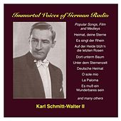 Play & Download Karl Schmitt-Walter, Vol. 2: Popular Songs and Film by Karl Schmitt-Walter | Napster