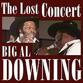 Play & Download The Lost Concert by Big Al Downing | Napster
