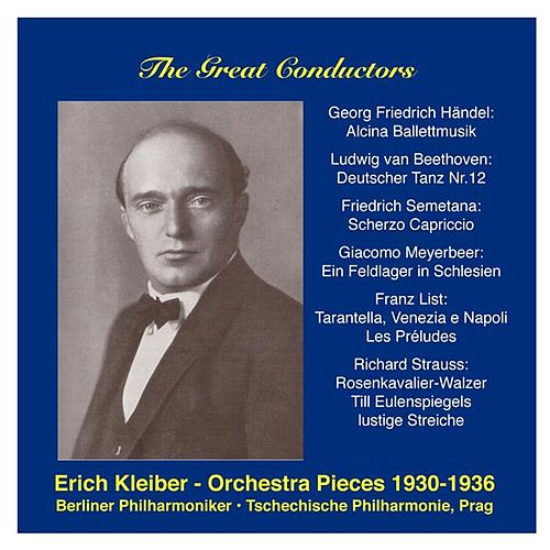 Play & Download The Great Conductors: Erich Kleiber, Vol. 1 by Various Artists | Napster