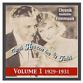 History of German film music Vol. 1: Two Hearts in Waltz-Time by Various Artists