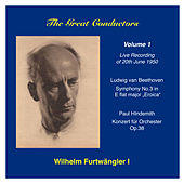 Play & Download The Great Conductors: Wilhelm Furtwängler, Vol. 1 by Berlin Philharmonic Orchestra | Napster
