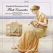 Graf: Flute Concertos by Gaby Pas-Van Riet