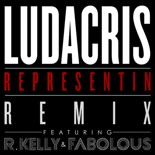 Play & Download Representin Remix by Ludacris | Napster