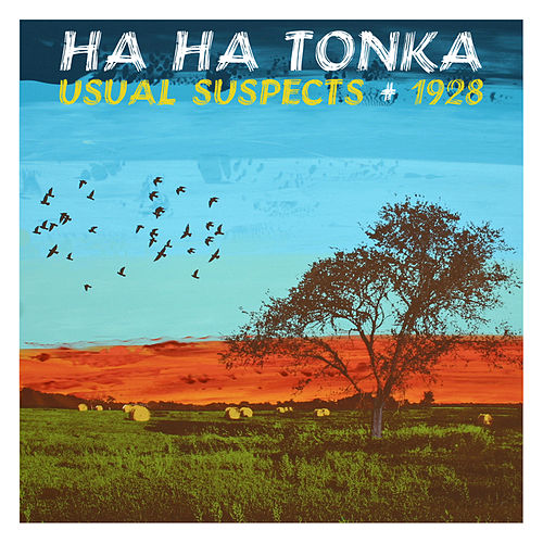 Play & Download Usual Suspects b/w 1928 by Ha Ha Tonka | Napster
