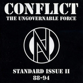 Standard Issue 88-94 by Conflict