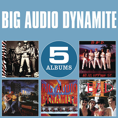 Original Album Classics von Big Audio Dynamite