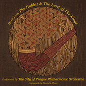 Play & Download Music from the Hobbit and the Lord of the Rings by City of Prague Philharmonic | Napster