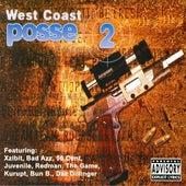 West Coast Posse, Vol. 2 (The Ultimate Hip Hop Collection) von Various Artists