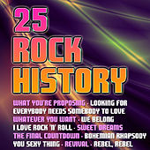 Play & Download 25 Rock History by Various Artists | Napster
