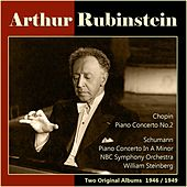 Play & Download Chopin: Piano Concerto No. 2 - Schumann: Piano Concerto in A Minor (Two Original Albums, 1946/1949) by Various Artists | Napster