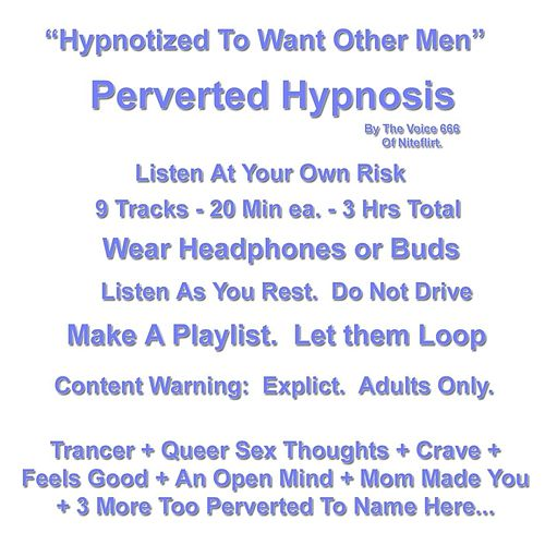 Play & Download Perverted Hypnosis Made to Want Other Men by The Voice 666 | Napster