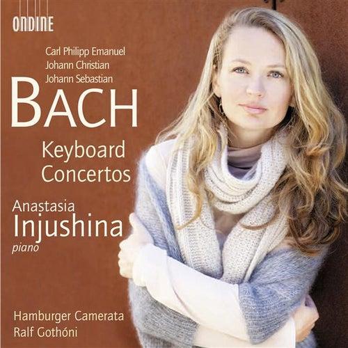 Bach: Keyboard Concertos by Anastaia Injushina