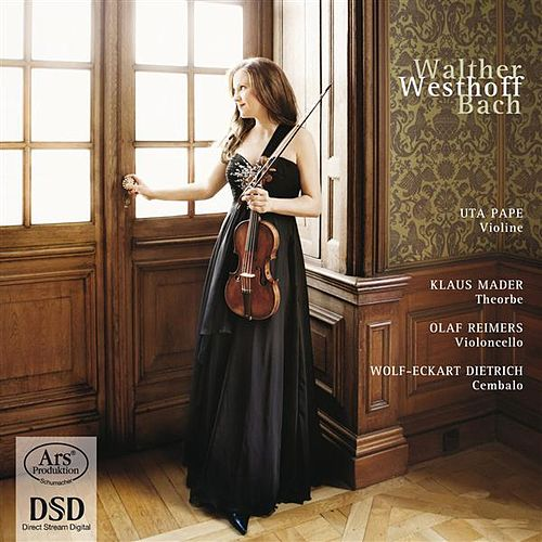 Play & Download Walther - Westhoff - Bach by Uta Pape | Napster