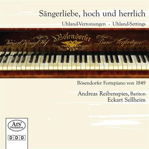 Play & Download Sangerliebe, hoch und herrlich by Andreas Reibenspies | Napster