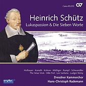 Play & Download Heinrich Schütz: Complete Recording, Vol. 6 (Lukaspassion & Die Sieben Worte) by Various Artists | Napster