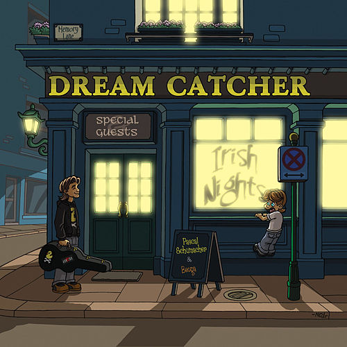 Irish Nights by Dreamcatcher