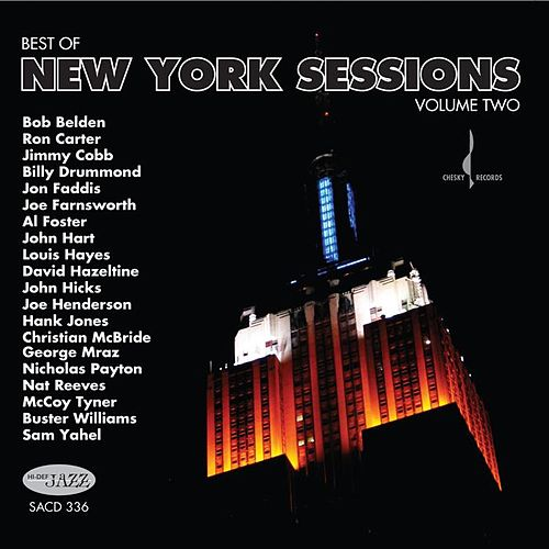 The Best of New York Sessions: Volume 2 by Various Artists