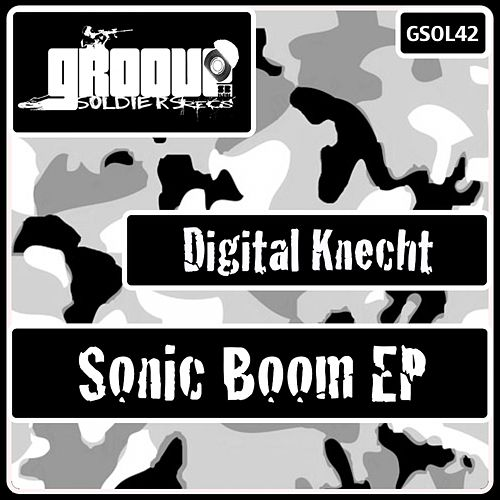 Play & Download Sonic Boom by Digital Knecht | Napster