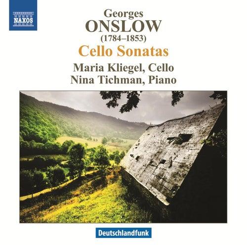 Onslow: Cello Sonatas by Maria Kliegel