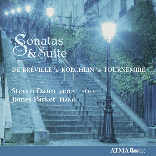 Play & Download Breville: Sonatas and Suites by Steven Dann | Napster