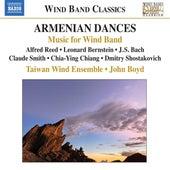 Armenian Dances by Taiwan Wind Ensemble