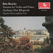 Bartók: Sonatas for Violin and Piano - Andante - First Rhapsody by Shank-Maclaughlin Duo