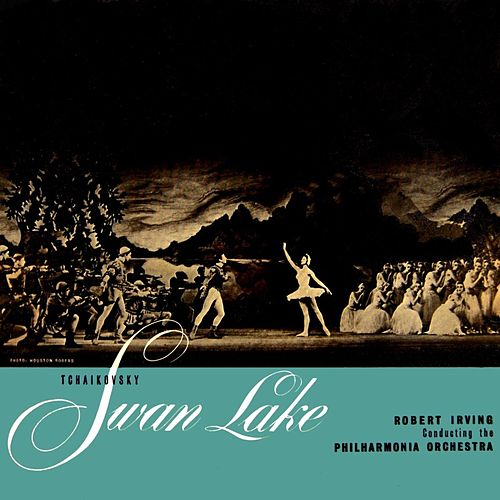 Play & Download Swan Lake by Philharmonia Orchestra | Napster
