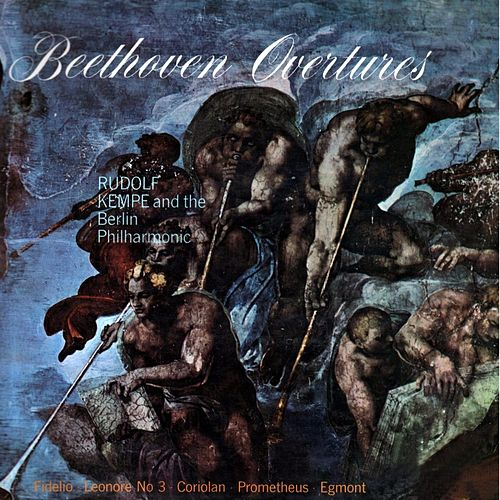 Beethoven Overtures by Berlin Philharmonic Orchestra