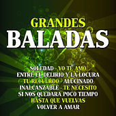 Grandes Baladas by Various Artists